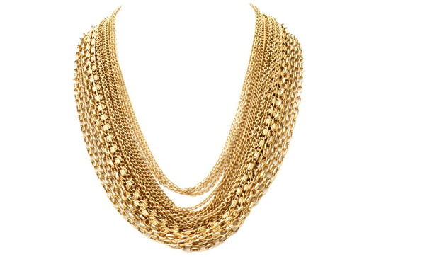 Gold Chain Jewellery